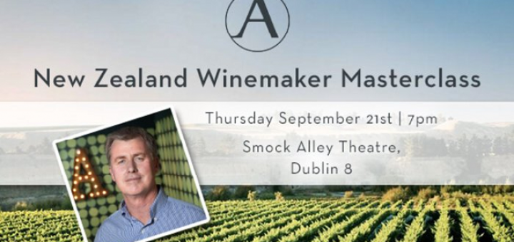 Discover New Zealand with Astrolabe's Winemaker Simon Waghorn this 21st of September