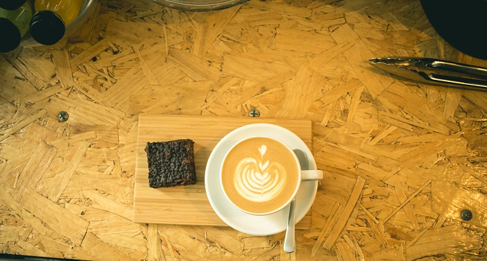Independent Café Vagabond Coffee Opened in Temple Bar Today