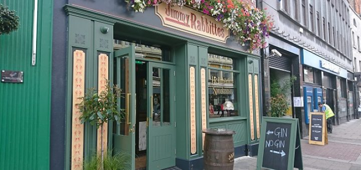 Camden Street's Latest Addition is your Next Hangout Spot - Jimmy Rabbitte's Bar Review [September Edition]