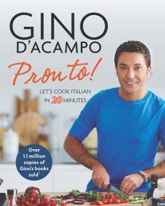 Pronto! Gino D'Acampo