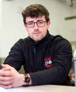 Rebel Chilli Picture: Cathal Noonan
