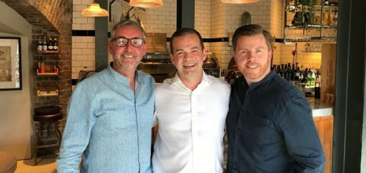 Restaurant Managers Secrets - Declan Maxwell, John Healy, Robert Scanlon