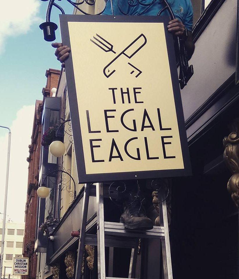 The Legal Eagle Thetaste Ie