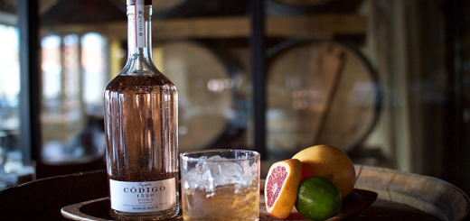 This Millennial Pink Tequila is