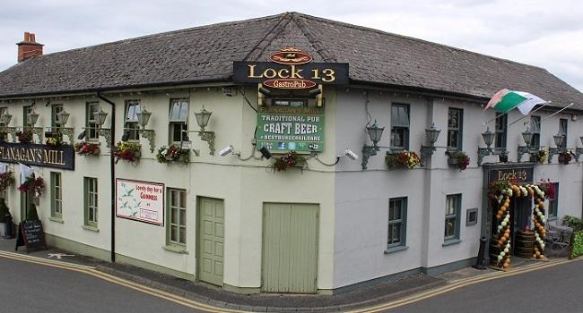 Lock 13 Gastropub and Kildare Brewing Company - Bar Review