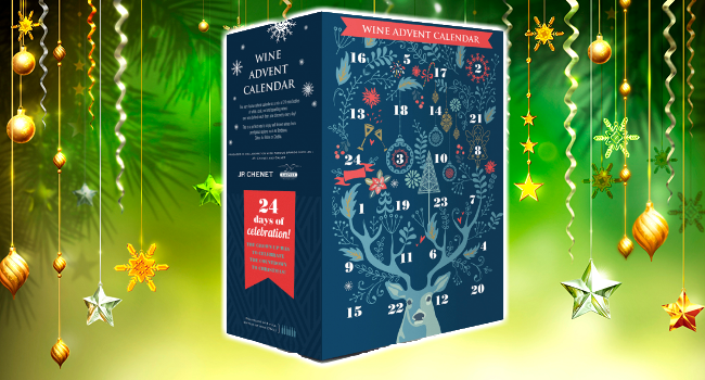 aldi releases wine advent calendar and were counting the days