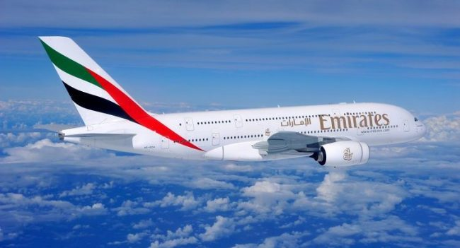 Emirates Catering Facility