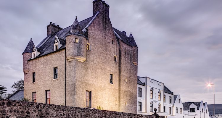 Game of Thrones Ballygally Castle