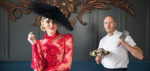 Irish International Fashion and Food Summit Launch .