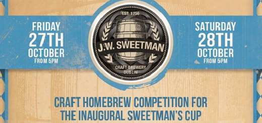 Hop for the Best! J.W. Sweetman is Daring Beer Lovers to Take their Homebrew Challenge