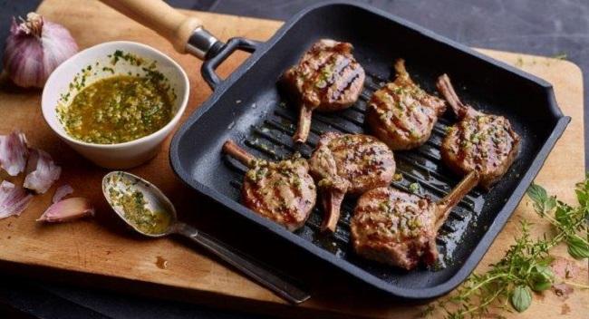 Lamb Cutlets Recipe