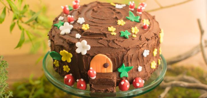 Siúcra & Catherine Fulvio Enchanted Forest Cake Recipe