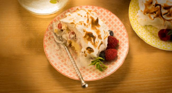 Siúcra x Catherine Fulvio Baked Alaska Recipe