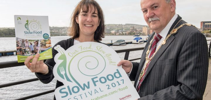 Slow Food Festival 2017 Derry