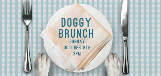 There's a New Doggie Brunch in Town with G&T, Prosecco and Treats and it Looks Pawesome