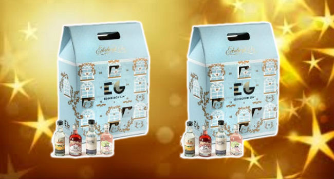 this posh gin advent calendar from john lewis is all we. Black Bedroom Furniture Sets. Home Design Ideas
