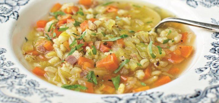 Veg Soup Recipe