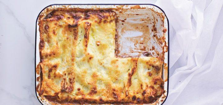 classic lasagne recipe