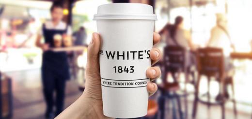 Arnotts Mr White's Cafe