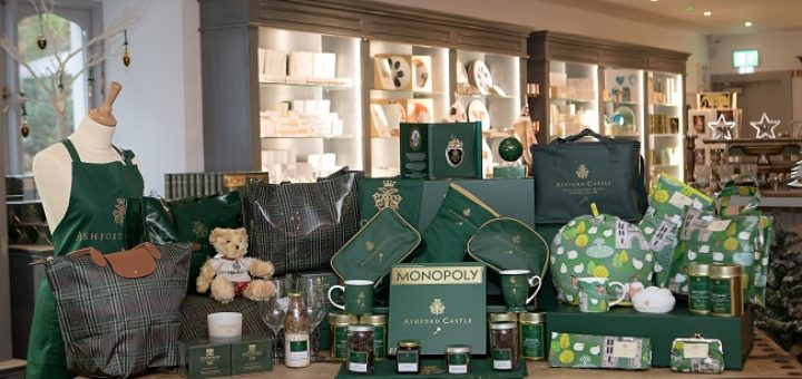 New Ashford Castle Collection to Feature Unique Treasures Including a Bespoke Monopoly Board