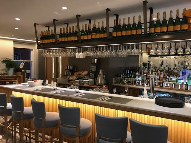 Restaurant by Johnnie Cooke 1