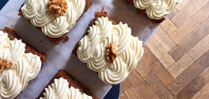 Cake Slices Recipe