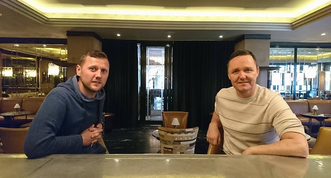 """""""We Take a Lot from Ireland"""" - Seán Muldoon and Jack McGarry from The Dead Rabbit"""