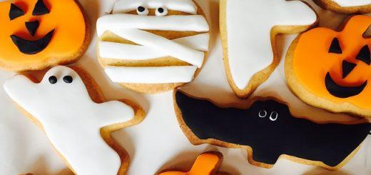 Siúcra Halloween cookies recipe
