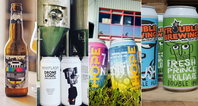 Whats in a Brand Craft Beer Breweries with Rockin Packaging and Great Beers featured