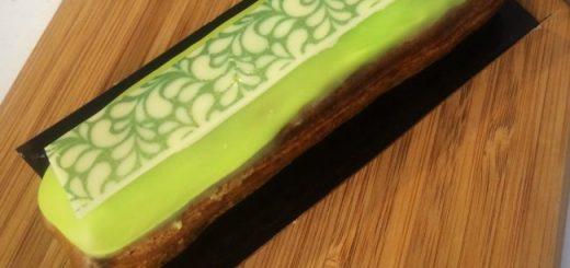 Chocolate Choux Paste