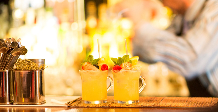 creative cocktail menus merchant