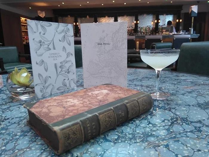 creative cocktail menus