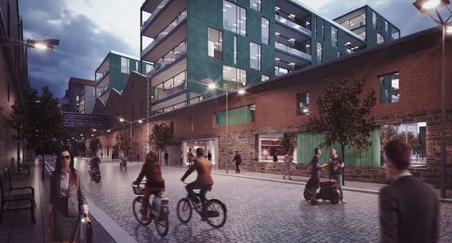 Diageo to Transform St. James Gate into one of the Most Dynamic Urban Quarters in Europe