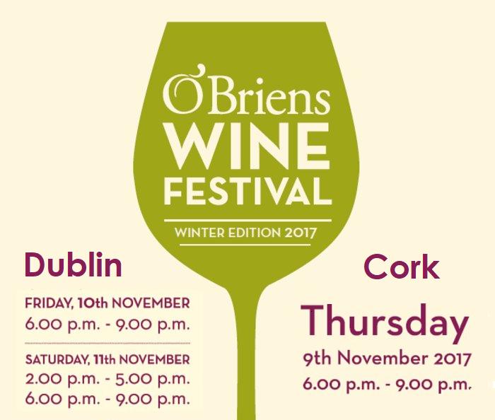 obriens wine festival 2