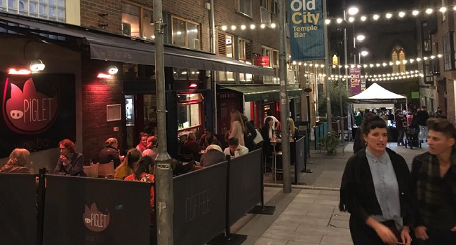 One of Our Favourite Wine Bars in Town Just Got Bigger and Better Piglet Wine Bar
