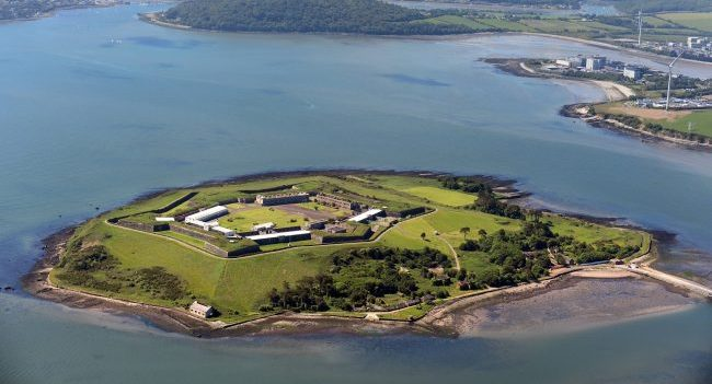 Irish Prison