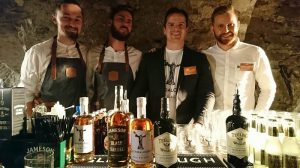 SuperValu #WhiskeyExclusives Introduced Yesterday at The Crypt in Christchurch Cathedral (Photo Gallery)