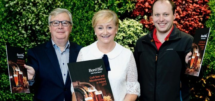 Bord Bia's Latest Report Shows Encouraging Figures for Irish Craft Beer