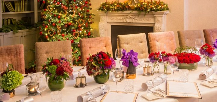 Create Wonderful Memories at the Dylan Hotel's New Twelve Treats of Christmas Afternoon Tea