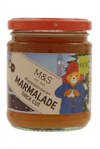 M&S Paddington Bear Marmalade