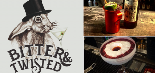 New Craft Cocktail Bar Bitter & Twisted Opens Tomorrow