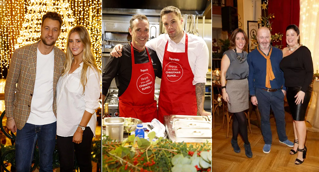 SuperValu Kick-started the Festive Season with Delicious Food and a Noble Initiative featured