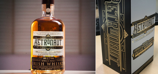 Blackwater Distillery will Launch its Single Malt Irish Whisky Retronaut this Weekend