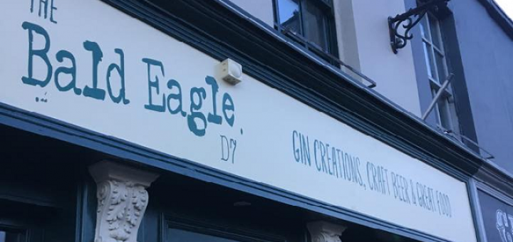 New Craft Beer and Gin Bar The Bald Eagle Has Just Landed in Phibsborough   The Bald Eagle Dublin