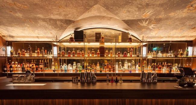 Dublin's Most Luxurious Bar Opens Today in the Basement of Stephen's Green Hibernian Club