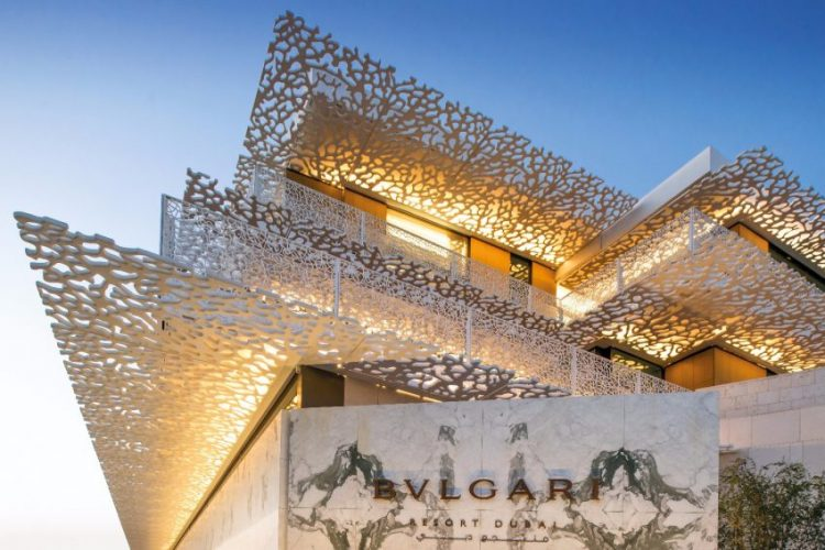 Bulgari hotel dubai for Bulgari hotel dubai
