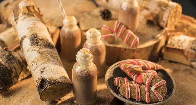 Mini Hot Chocolate Treats Recipe by Siúcra and Catherine Fulvio