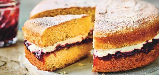 Victoria Sandwich Recipe