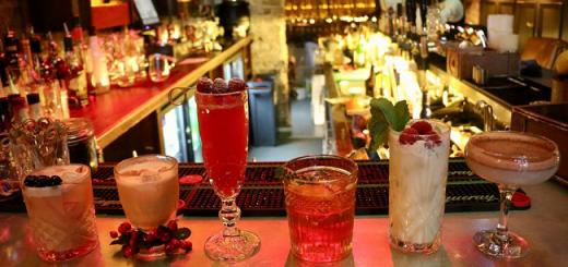 Farrier & Draper Introduces Delightfully Festive Christmas Cocktail Menu