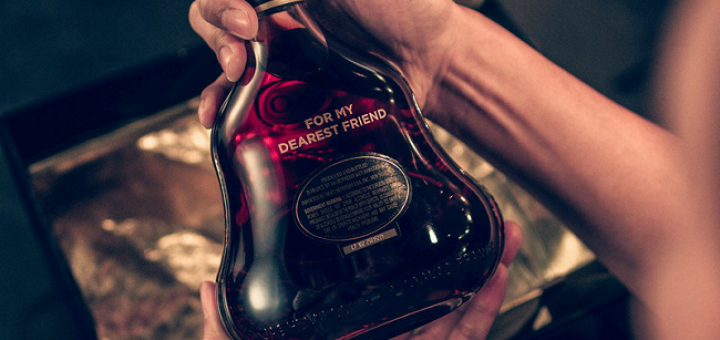 You Can Get an Engraved Bottle of Hennessy Cognac and its All we Want for Christmas